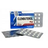 Clenbuterol (clenbuterol) 40mcg/tab, 100tabs