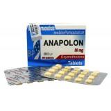 Anapolon (oxymetholone) 50mg/tab, 60 tabs