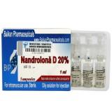 Nandrolona D (Nandrolone Decanoate)  200 mg/ml 1 ml amp