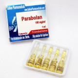 Parabolan (Trenbolone Hexahydrobenzylcarbonate ) 100mg/ml 1 ml amp