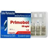 Primobol (Methenolone Enanthate) 100mg/ml 1 ml amp