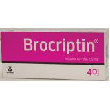 BROMOCRIPTIN 2.5mg